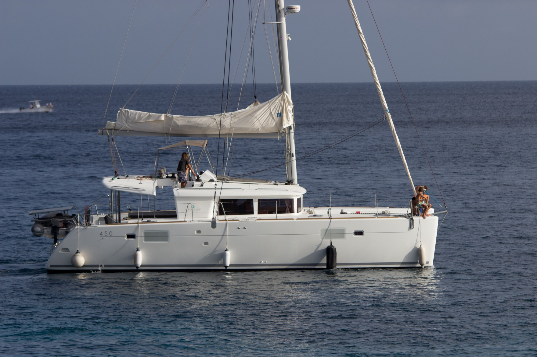 Ad Astra, a Lagoon 450