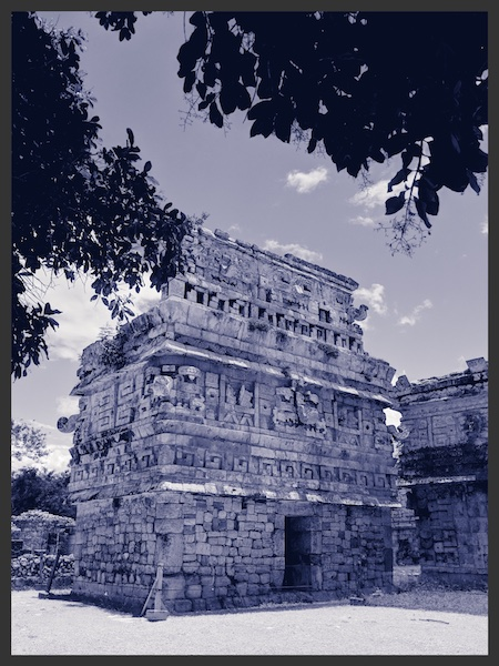 Another temple in Chichen Itza